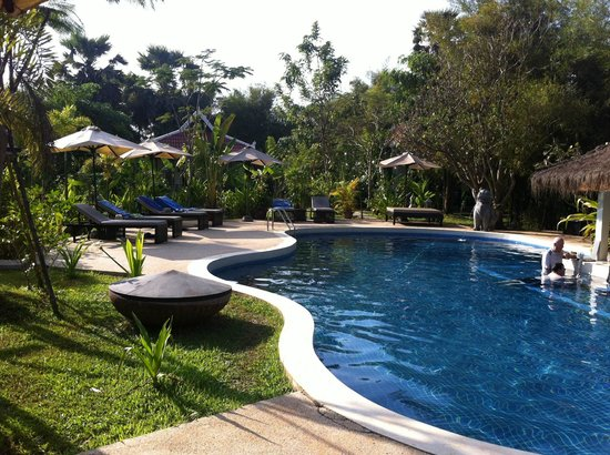 Sojourn Boutique Villas: Sojourn pool