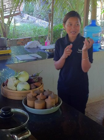Sojourn Boutique Villas: Sojourn 1/2 day cooking class