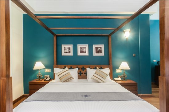 Colombo Court Hotel & Spa: Suite