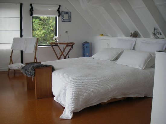 Rangimarie Beachstay: Top room Cottage