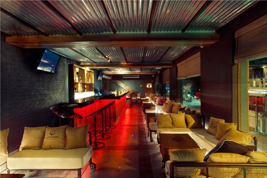 Colombo Courtyard : Loft Lounge Bar