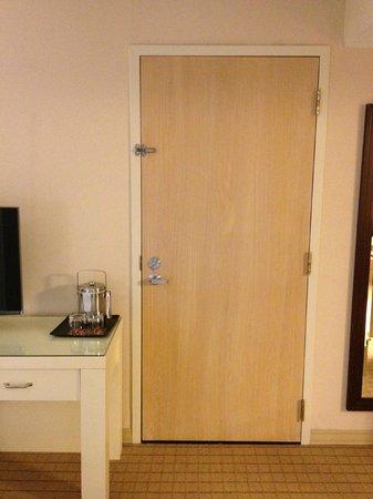 شيراتون سان خوسيه هوتل: Room 612 