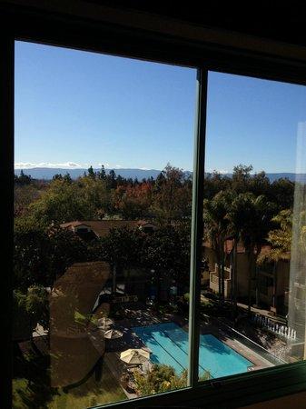 Sheraton San Jose Hotel: Room 612