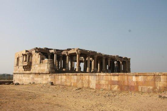 Pavagadh, Indie: Kabutar Khana