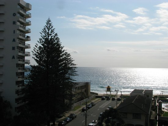Warringa Surf Apartments: View from the balcony