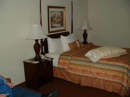 Ramada Cordele : comfortable and so very very clean