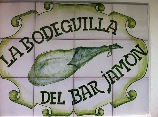 La Bodeguilla del Bar Jamon: wonderful