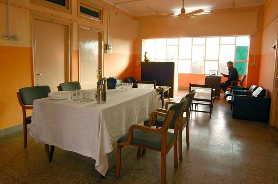 Ajaya Hotel: Lounge