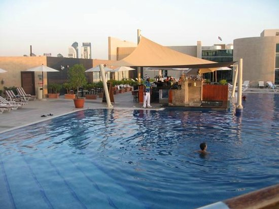 ‪فندق انتركونتننتال: Pool Facilities