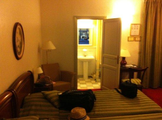 Hotel Langlois : Room