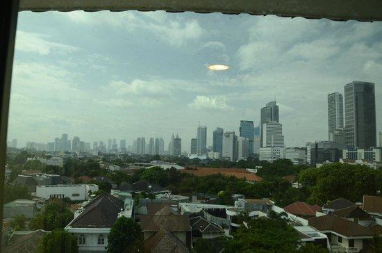 Ibis Jakarta Tamarin: Jakarta City