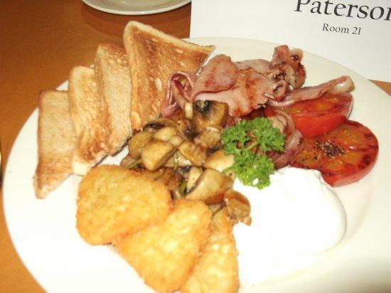 Barossa Weintal Hotel / Motel: Big Breakfast!!