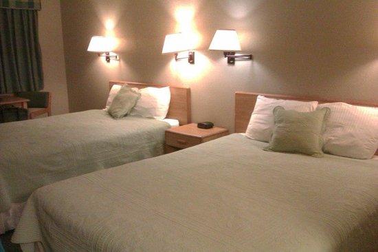 أولد تاون إن: Clean bedding 