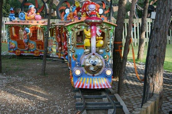 Voyage Belek Golf & Spa: luna park