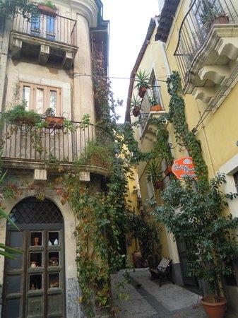 Bed & Breakfast Globetrotter Catania: esterno b&b