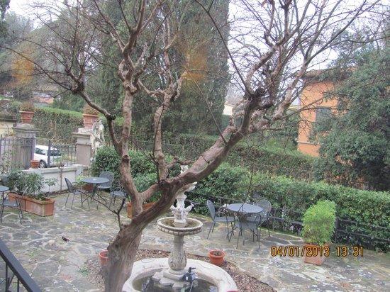 Villa Carlotta Hotel: garden