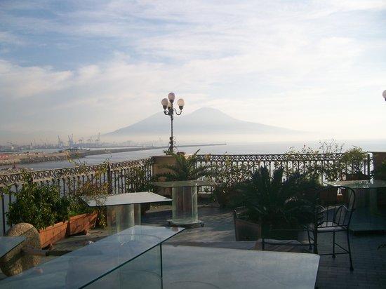 Hotel Miramare: Rooftop terrace