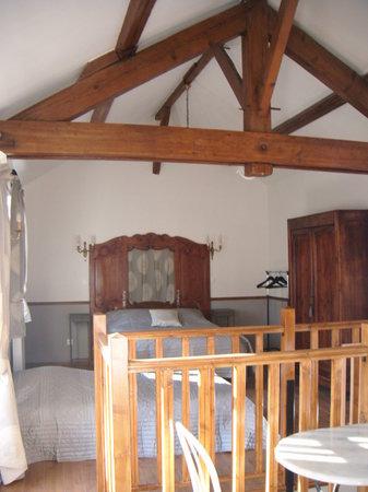 Villa Les Coquelicots : Chambre Les Peupliers