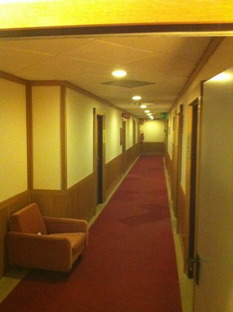 BEST WESTERN Hotel President: Hallway