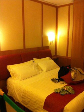 BEST WESTERN Hotel President: Bed