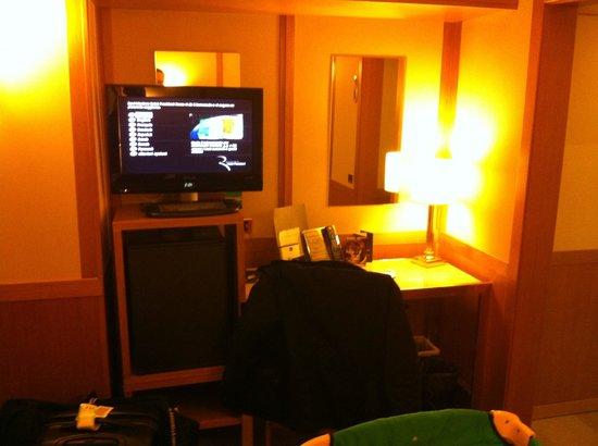 BEST WESTERN Hotel President: Tv