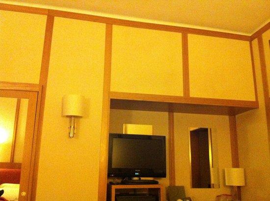 BEST WESTERN Hotel President: Wall