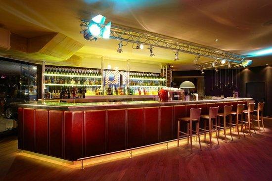 pentahotel Trier-Europahalle: Bar