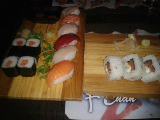 Chan Sushi Bar: Sushi