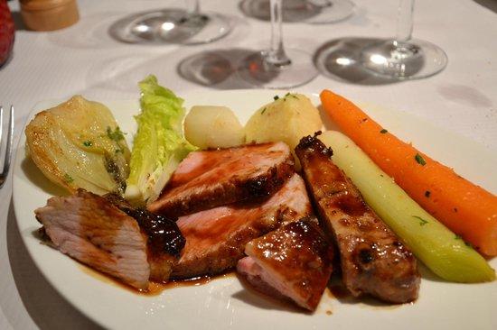 grill 233 pour foie gras foto de bistrot de port lesney port lesney tripadvisor