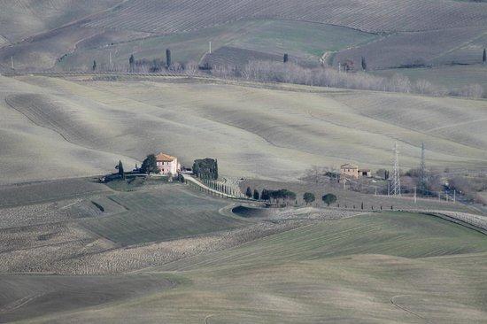 Il Giglio Hotel and Restaurant: Vista da Janela.3