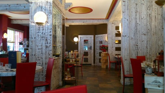 Ristorante Firenze: Sala interna