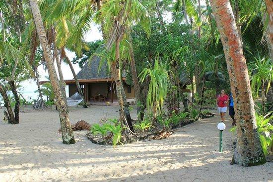 Toberua Island Resort: Island