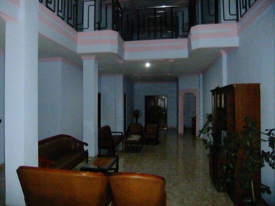 Mario's Hotel: Common area