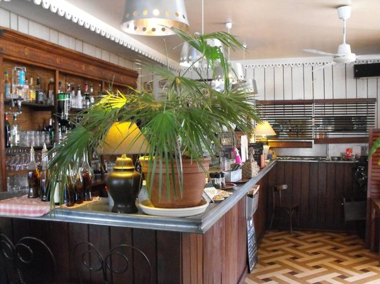 Le Bistrot Enzo : Style colonial