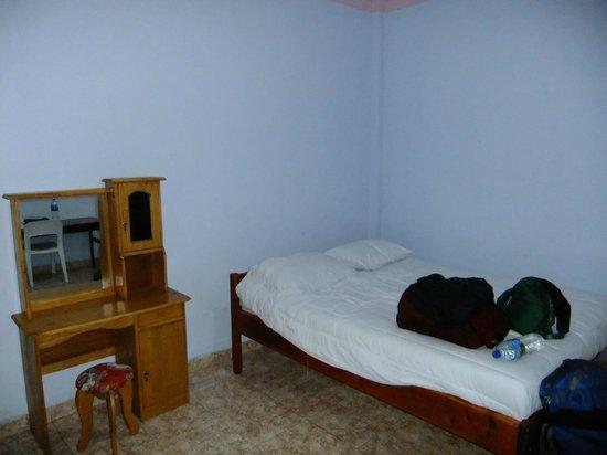 Mario's Hotel: Bed
