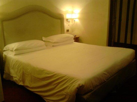 Hotel al Ponte dei Sospiri: Camera