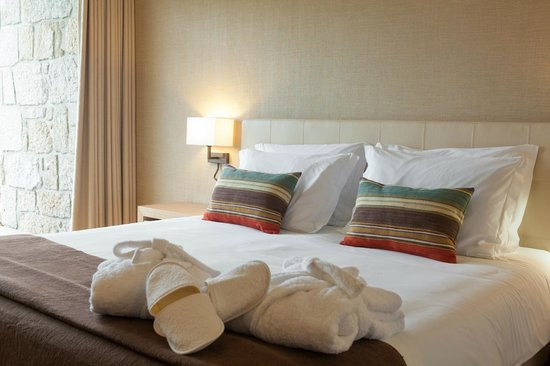 Madre De Agua Hotel Rural: Rooms