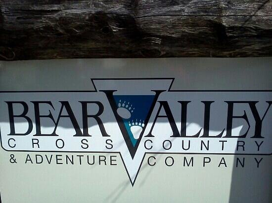Bear Valley Cross Country and Adventure Company: This place is PRETTY AWESOME!!!!