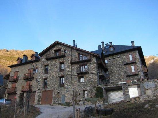 Hotel el Rantiner: 外観