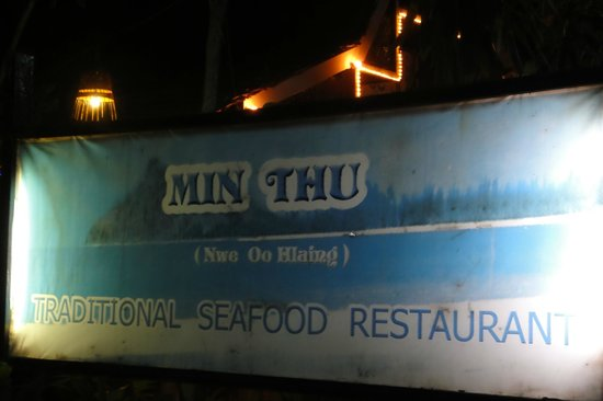 Min Thu - Traditional Seafood Restaurant