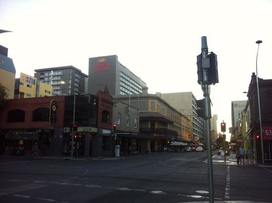 Crowne Plaza Adelaide: right at the heart of shopping and eating places