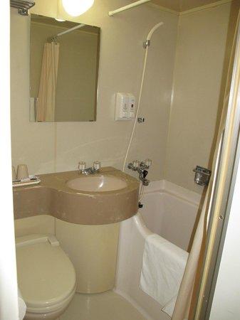 Osaka Fujiya Hotel: 大阪富士屋酒店-浴室