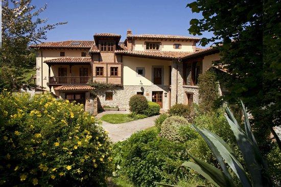 Hotel Rural Arredondo: FACHADA PRINCIPAL