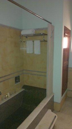Usha Kiran Palace: Bathroom