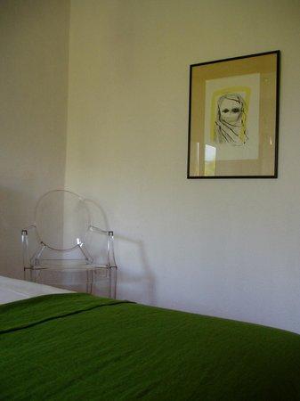 U Castellu : Détail chambre n°5