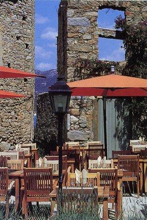 Restaurant U Castellu (terrasse)