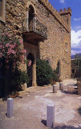 U Castellu : Château d'Algajola (privé)