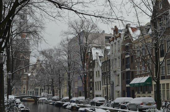 Rembrandtplein Hotel: exterior