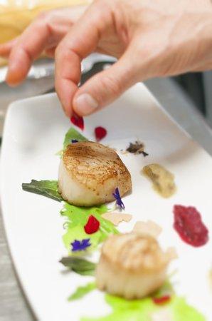 Casale di Brolio: I nostri piatti vengono preparati con cura