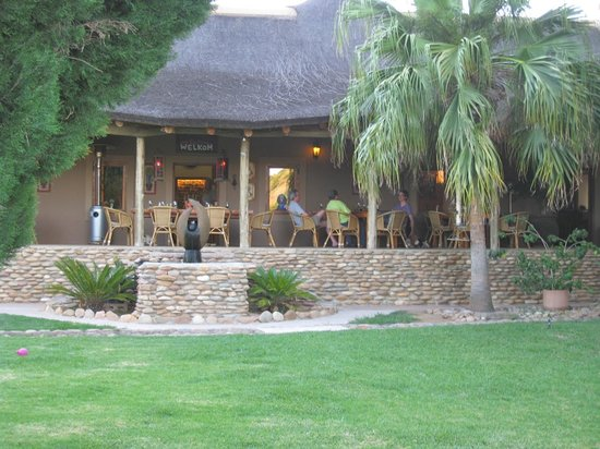 Thabile Lodge: Lovely to just sit and enjoy the quietness